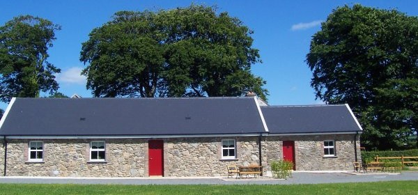 glenties cottages ireland s in holiday johnnys johnny donegal cottage m